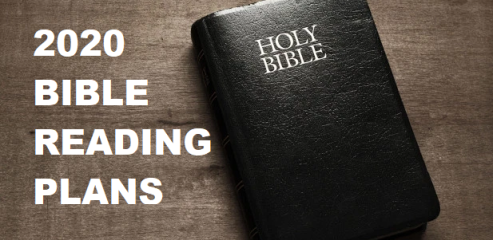 BIBLE READING PLANS
